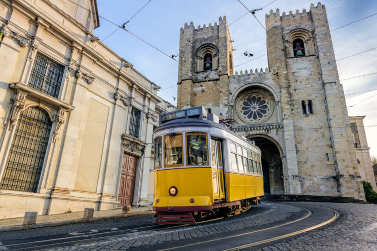 Historic Tram 28