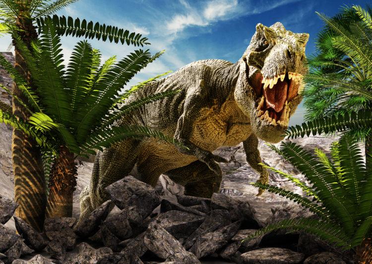Giant Dinosaur Park