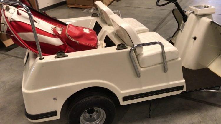 1978 AMF Harley Davidson Golf Cart