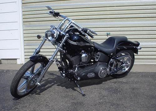 2003 Harley Davidson Night Train