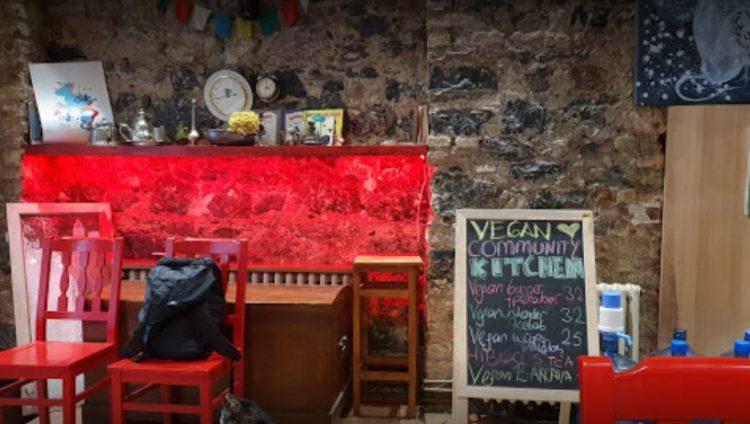 Community Kitchen Vegan Restaurant