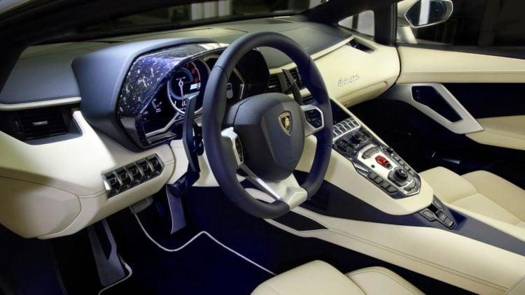 Golden Lamborghini 4
