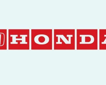 The History and Story Behind the Honda Logo