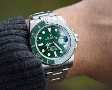 Hulk Rolex