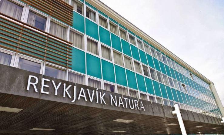 Icelandair Rykjavik