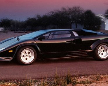 Lamborghini Countach Kit Car 1