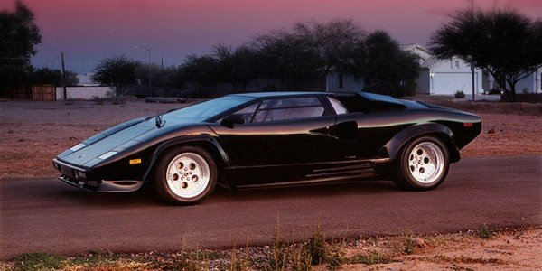 Lamborghini Countach Kit Car 1