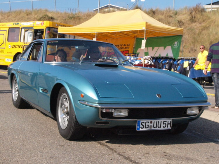 Lamborghini Islero