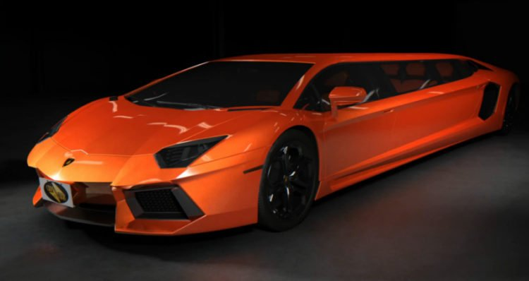 Lamborghini Limo