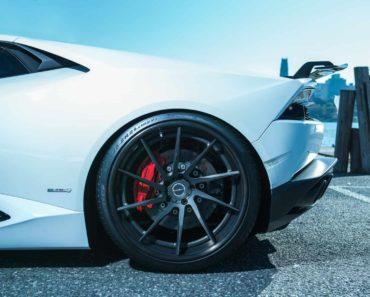Lamborghini Wheels