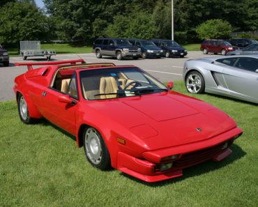 Used Lamborghini Jalpa 1