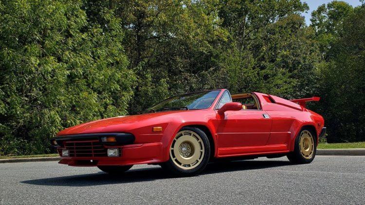 Used Lamborghini Jalpa 4