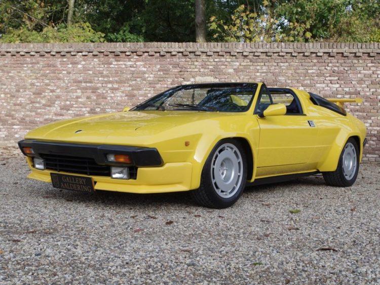 Used Lamborghini Jalpa