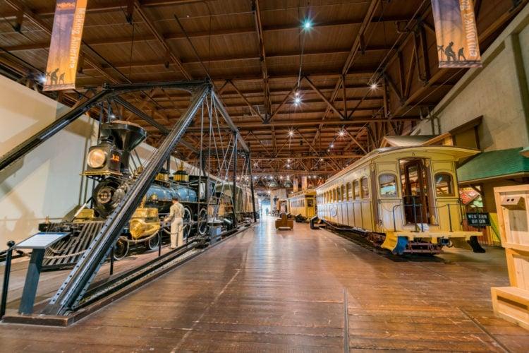 New Braunfels Railroad Museum
