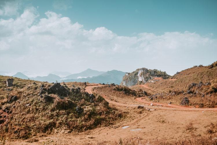 Lang Bian Mountain Trail