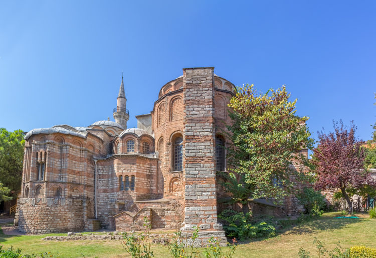 Chora Church and Kariye Museum