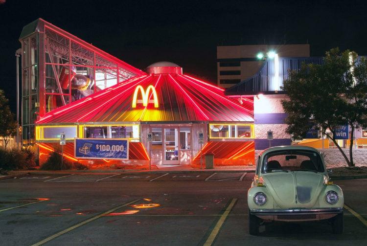 Roswell McDonald's