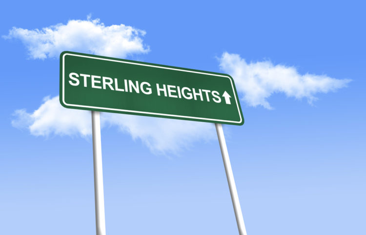 Sterling Heights, Michigan