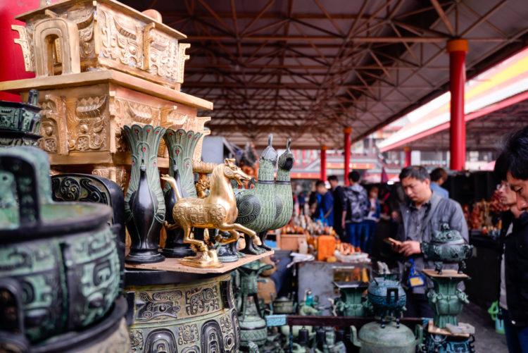 Panjiayuan Market