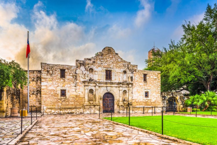 South Alamo, Texas