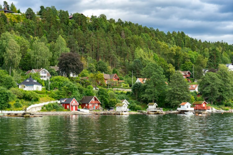 Oslo Fjord Islands