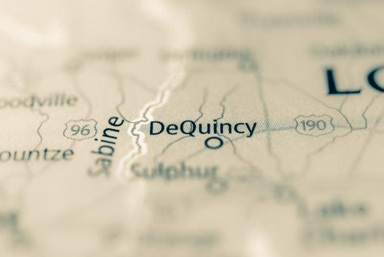 DeQuincy, Louisiana