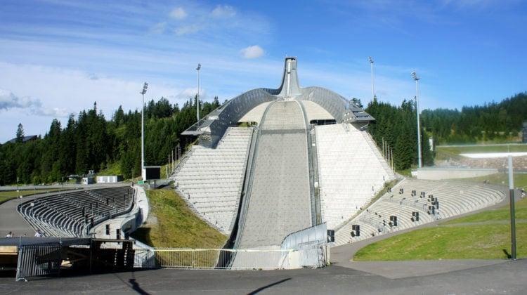 Holmenkollen Ski Tower and Museum