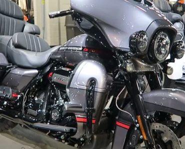 A Closer Look at the 2020 Harley Davidson CVO Limited