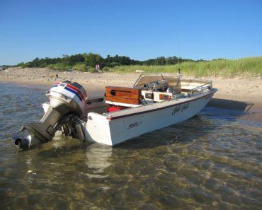 Boston Whaler Newport Skiff