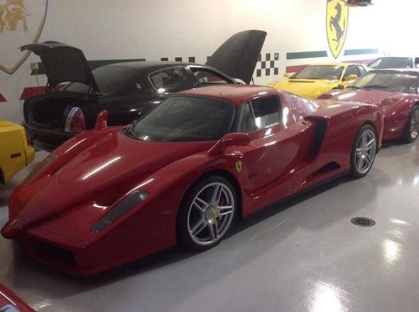 Fake Ferrari 4