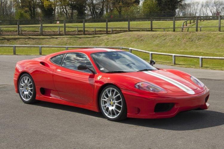 Ferrari 360 Challenge Stradale 2