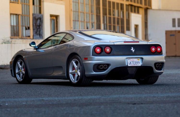 Ferrari 360 Moderna 2