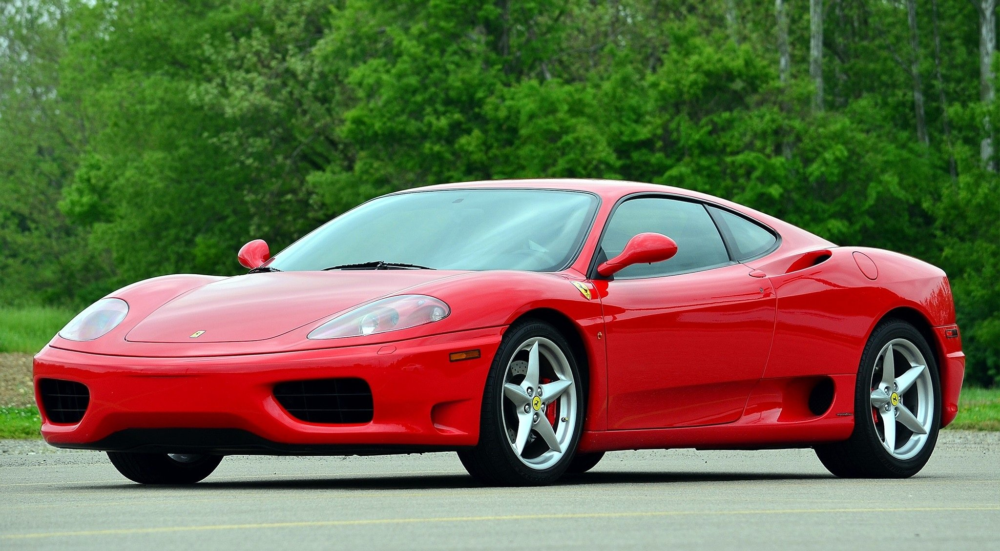 What To Look For In A Used Ferrari 360 Moderna