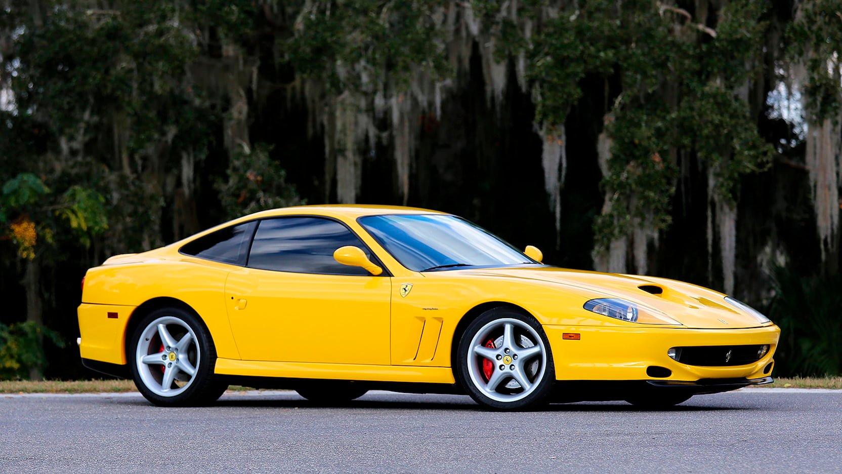 A Buyer S Guide To The Ferrari 550 Maranello