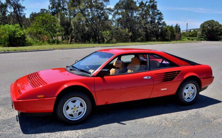 Ferrari Mondia