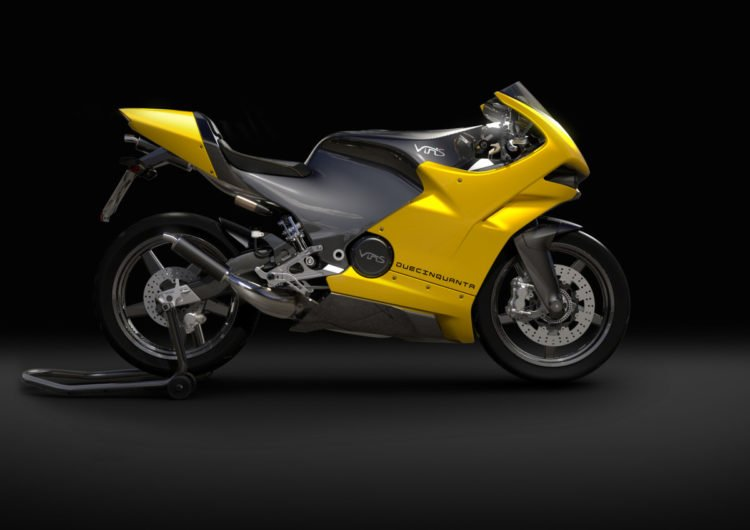 Ferrari Motorcycle 3