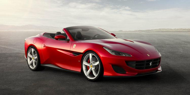 Ferrari Portofino Hardtop Convertible
