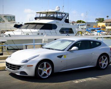 Ferrari Station Wagon