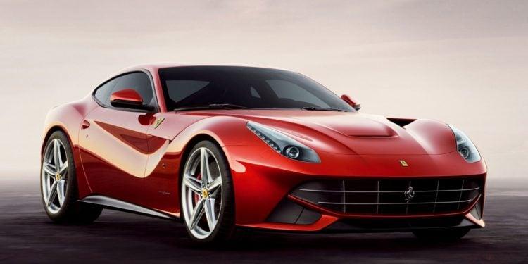 Front Engine Ferrari Models