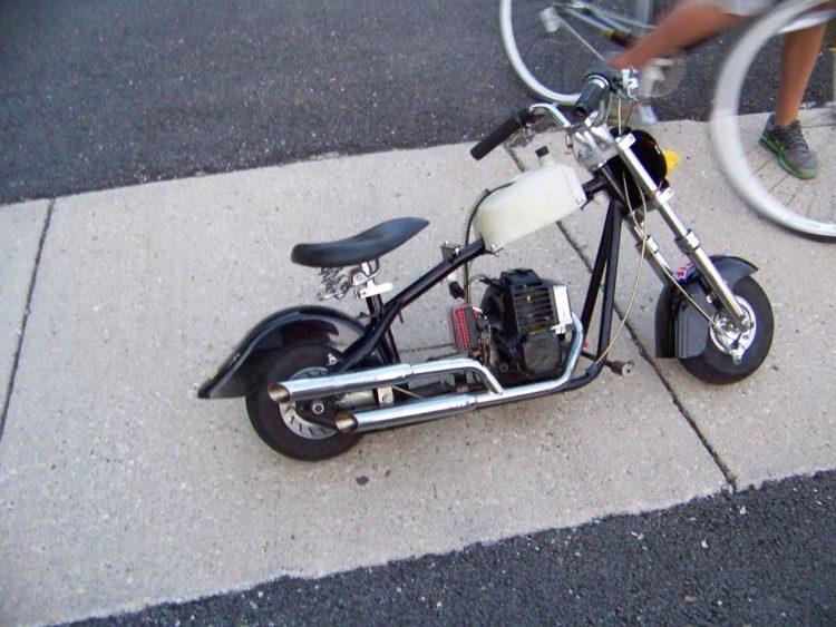 Harley mini bikes