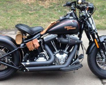 What is a Harley Davidson Cross Bones?