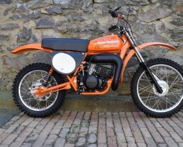 Harley-Davidson Dirt Bikes