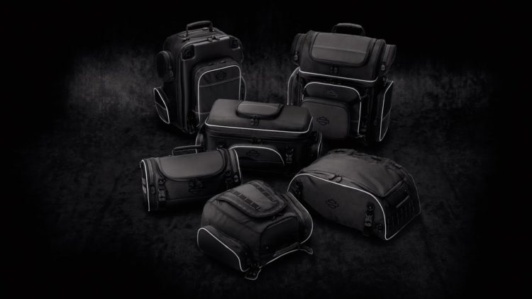 Harley Davidson Luggage