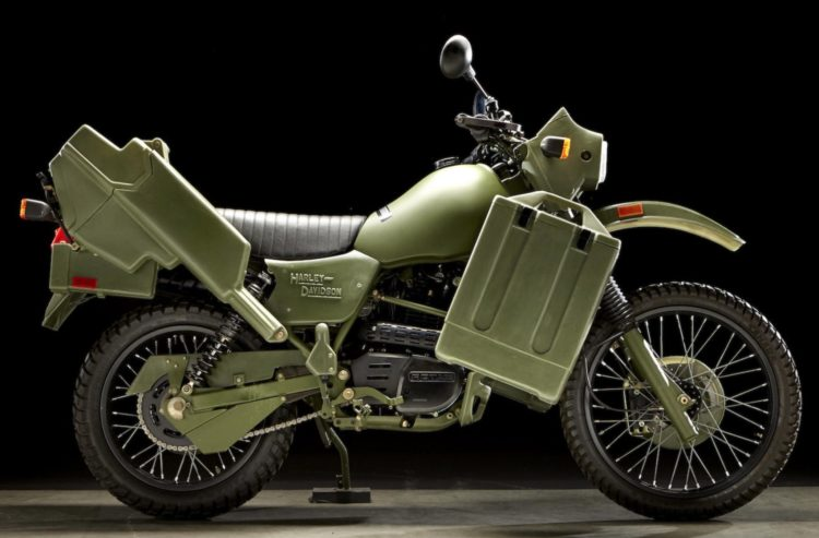 Harley-Davidson MT-500