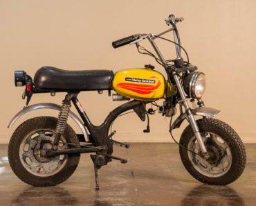 Harley Davidson Mini Bike