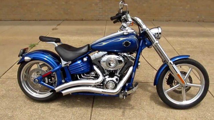 Harley Davidson Rocker 1