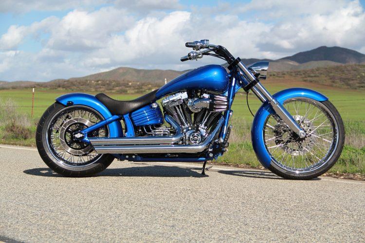 Harley Davidson Rocker 4