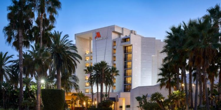 Newport Beach Marriott