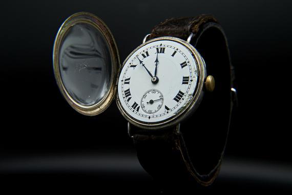 Rolex Sterling Silver Unicorn Lady's Watch