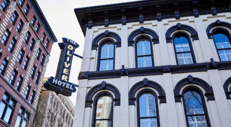 The Oliver Hotel Knoxville